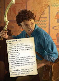Resenha: As Cronicas dos Kane - Guia de Sobrevivencia 18