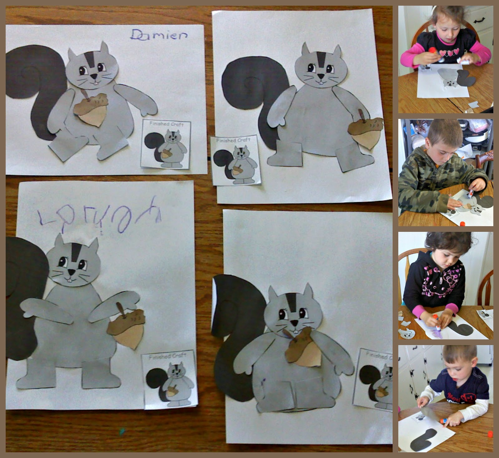 The Walnut Acre Chronicles Woodland Animals Unit Study