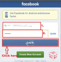 Steps to Change Facebook password on mobile