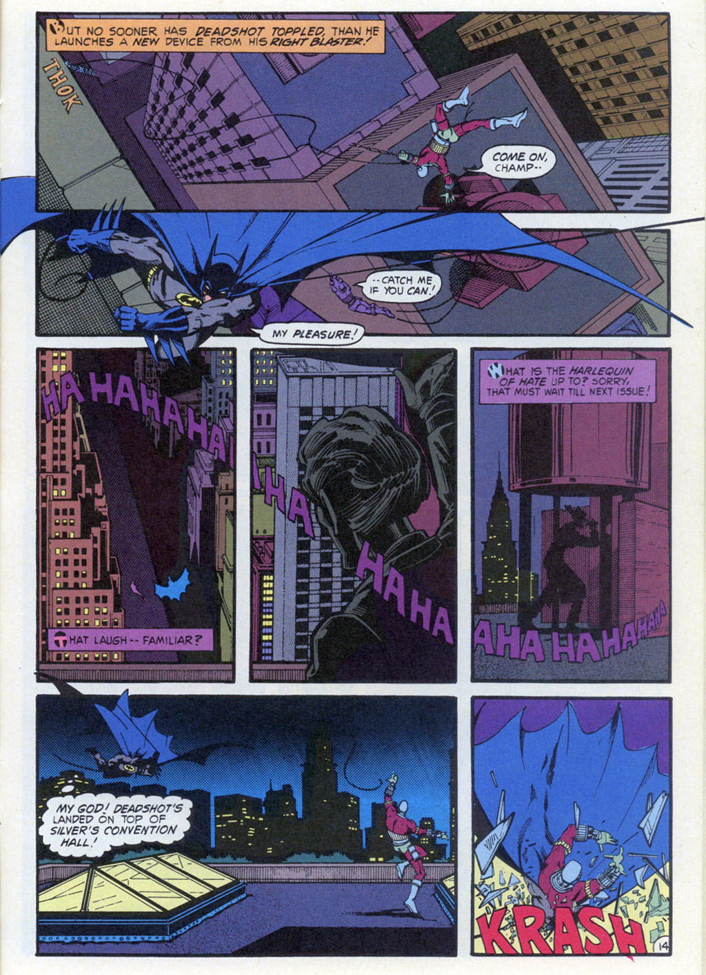 Read online Shadow of the Batman comic -  Issue #3 - 35
