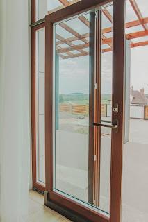 Дверь из дерева PSK Portal