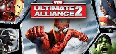 تحميل لعبة Marvel Ultimate Alliance 2 للكمبيوتر