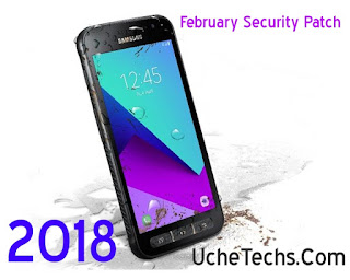 Galaxy Xcover 4 Now Receiving February 2018 Security Patch