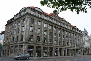 Gebäude Lipanum - Handelshochschule - Leipzig