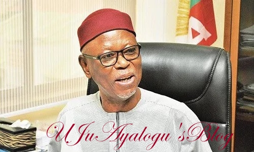 Jonathan not maintaining dignity after leaving office — Oyegun