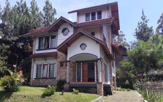 Villa Untuk Keluarga Di Lembang Yang Harganya Murah