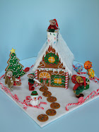 Gingerbread Cottage Winter 09