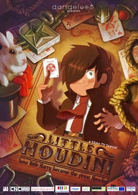 Wild about harry french animated houdini tv series in the for French shows
