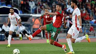 موعد مباراة المغرب وتونس الودية اليوم الثلاثاء 20-11-2018 كلاسيكو المغرب العربي