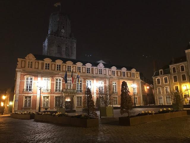Hôtel de Ville, Boulogne-sur-Mer, France