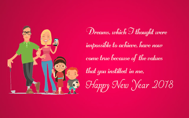 New Year Wishes Messages with Images Download
