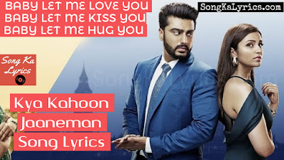 kya-kahoon-jaaneman-song-lyrics-shashaa-tirupati-namaste-england-2018