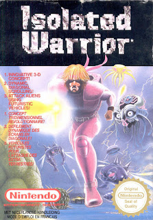 isolated warrior nintendo nes