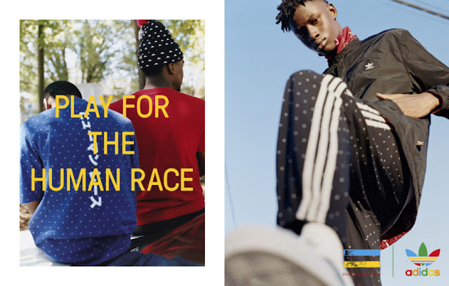 Hu Holiday é a nova parceria de Pharrell Williams com a Adidas Originals