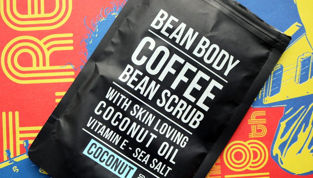 Bean Body Coffee Bean Scrub in Coconut