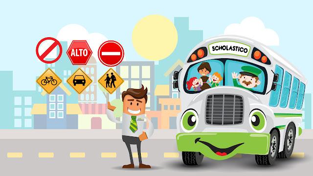 Scholastico: Transporte escolar, corporativo y turístico