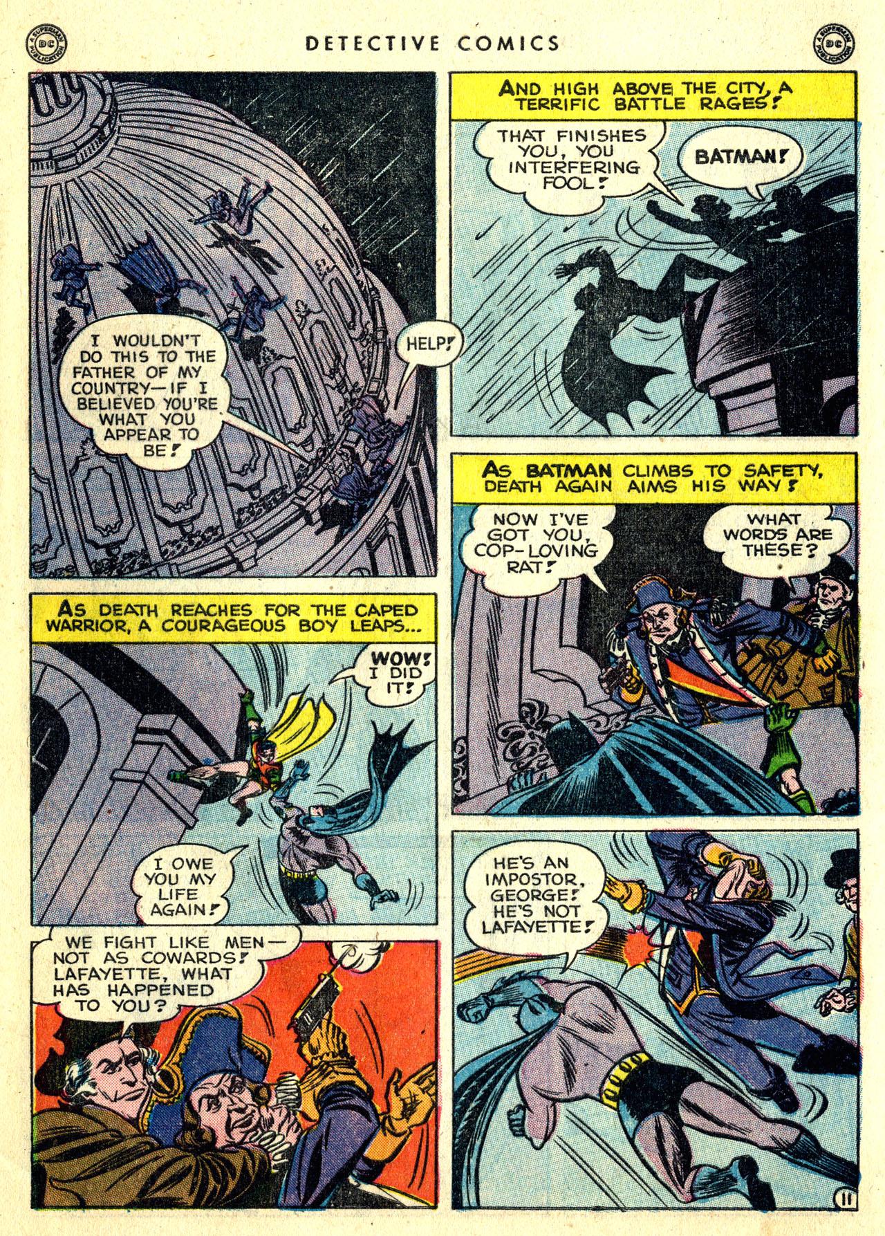 Read online Detective Comics (1937) comic -  Issue #119 - 13