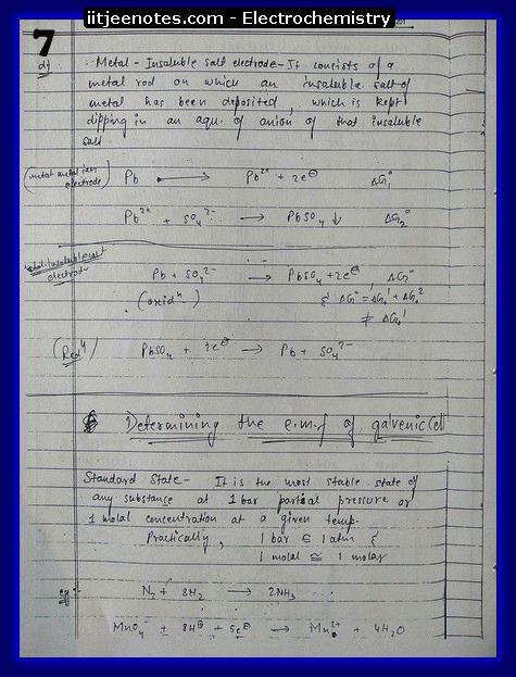 Electrochemistry 7