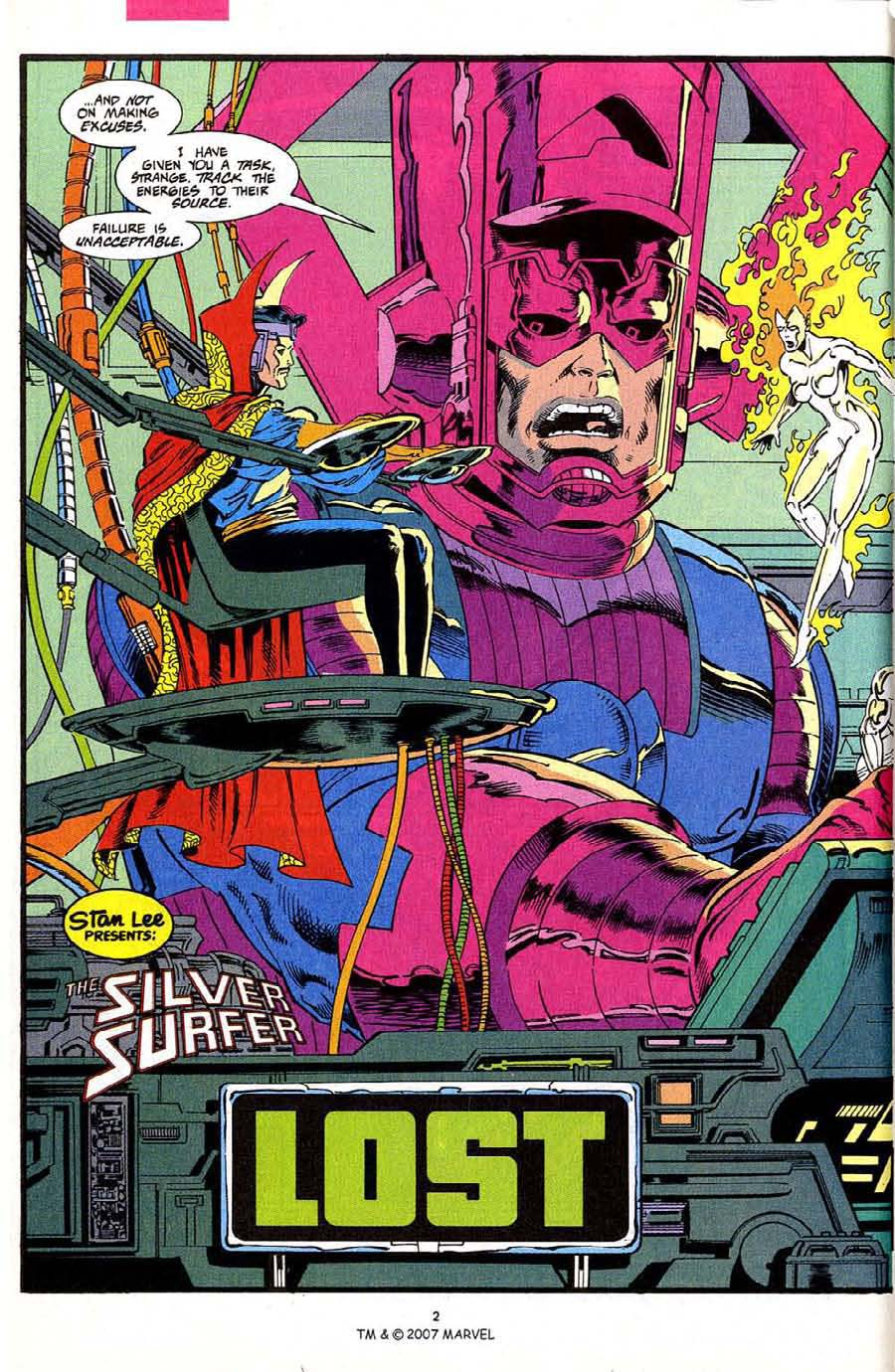 Read online Silver Surfer (1987) comic -  Issue #68 - 4