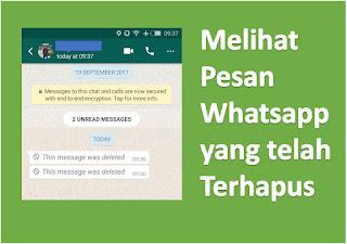 Hasil gambar untuk pesan whatsapp yang sudah di hapus