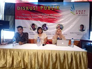 FMPP Deklarasikan Anti Hoax dan Ajak Jurnalis Berikan Informasi Bencana ke Pemerintah