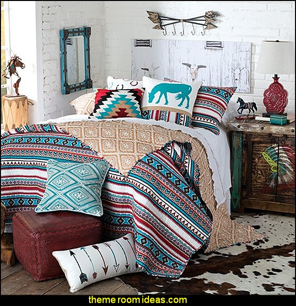 Decorating theme bedrooms - Maries Manor: Southwestern ...