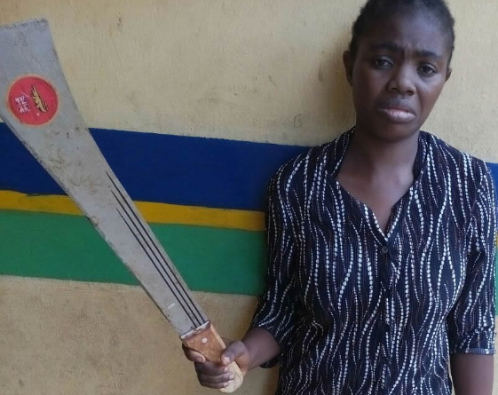 wife hacked husband cutlass ijebu ode