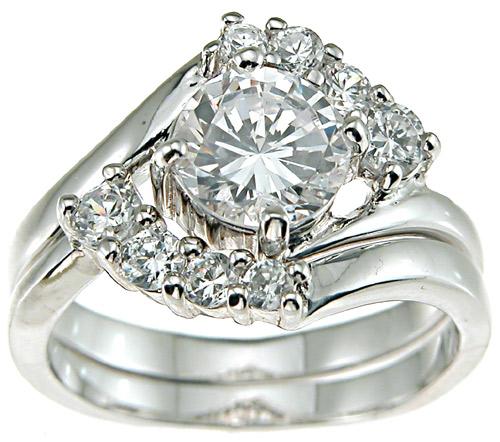 OK Wedding Gallery: Unique Wedding Ring Sets | Unique ...