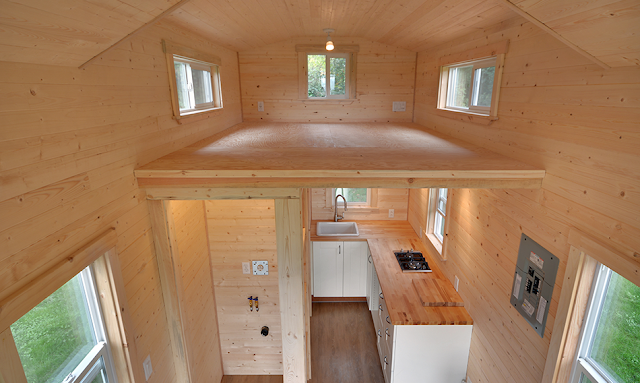 The Napa Edition From Mint Tiny House Company