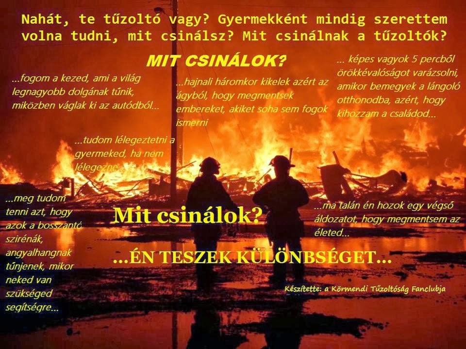 tűzoltó idézetek Facebook idézetek: Mit csinál egy tűzoltó?