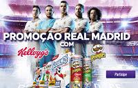 Cadastrar Promoção Kellog's E Pringles 2017 Assistir Jogo Real Madrid