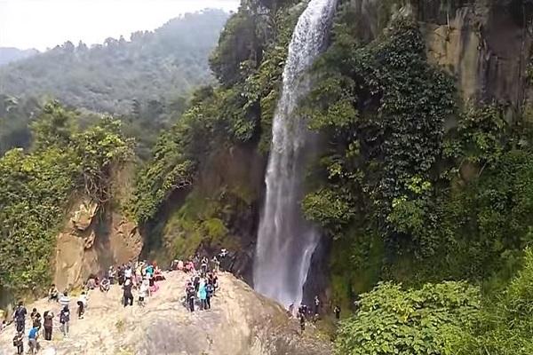 Curug Bidadari, Pesona Alam Tersembunyi Di Kawasan Wisata Sentul Paradise Park Bogor