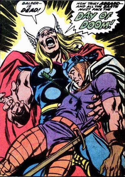 Thor #272-278  by Roy Thomas, John Buscema, et al.