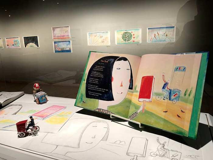 """El artista colombiano Diego """"Yayo"""" Herrera festeja sus treinta años como ilustrador de libros infantiles"""