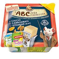 nuovo snack parmareggio formaggio e frutta secca