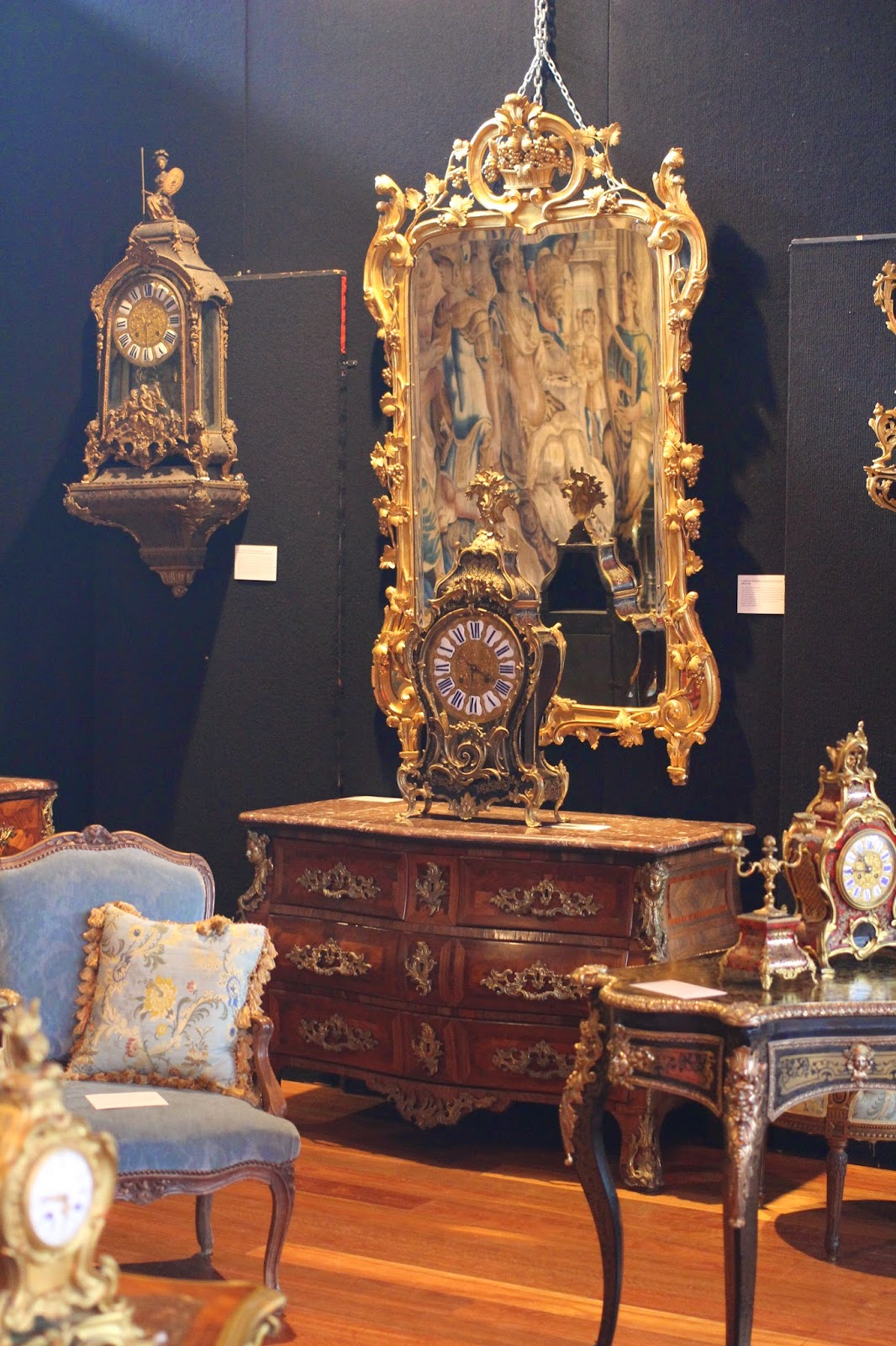 French Liaisons Anton Venoir Interiors French Antiques