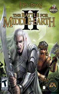 كاملة مجانا برابط تورنت The Lord of the Ring the Battle for Middle Earth 2  تحميل لعبة