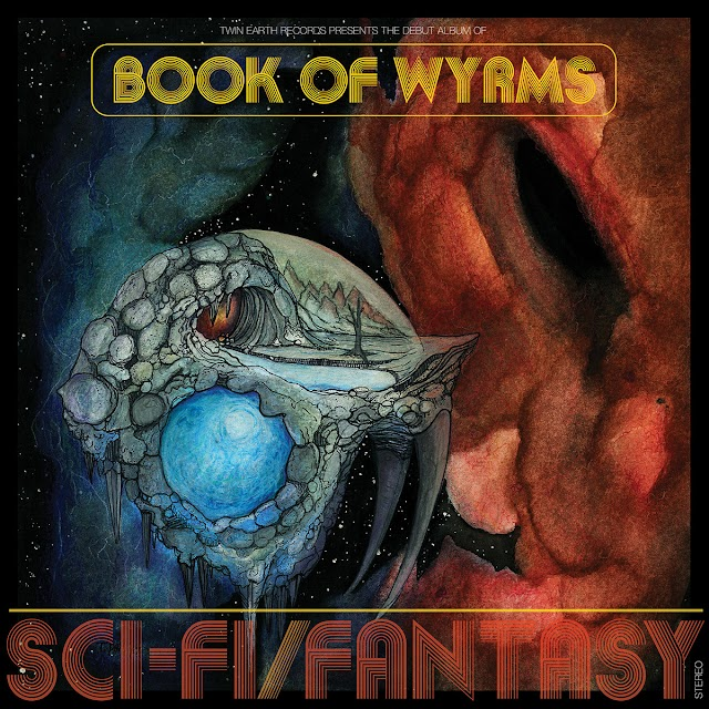 [Review] Book of Wyrms - Sci-fi/Fantasy