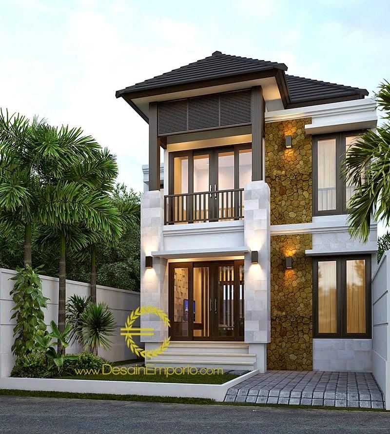 Desain Rumah Minimalis 2 Lantai Tahun 2014  MODEL RUMAH UNIK