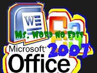 Cara Agar Ms. Word 2007 Terproteksi Atau Tidak Bisa Di Copas