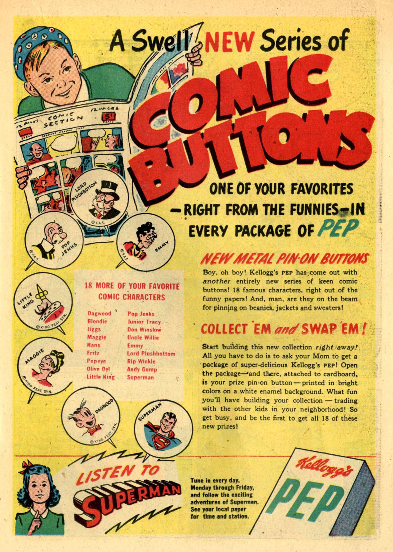 Read online Detective Comics (1937) comic -  Issue #111 - 23