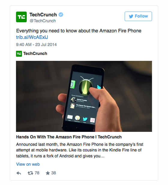 twitter tweets with twitter cards blogger