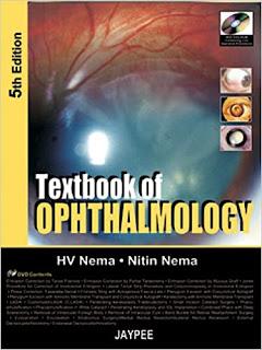 Textbook of Ophthalmology - 5th Edition , nitin nema pdf free download