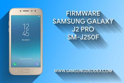Samsung Firmware J250F DS J2 Pro 2018