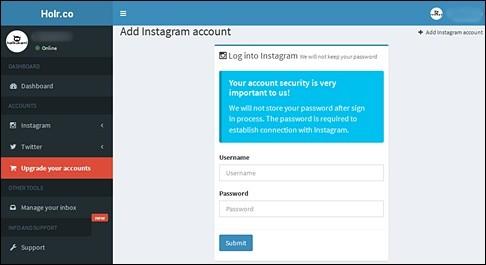 Cara Mengirim DM Instagram Melalui Laptop atau PC
