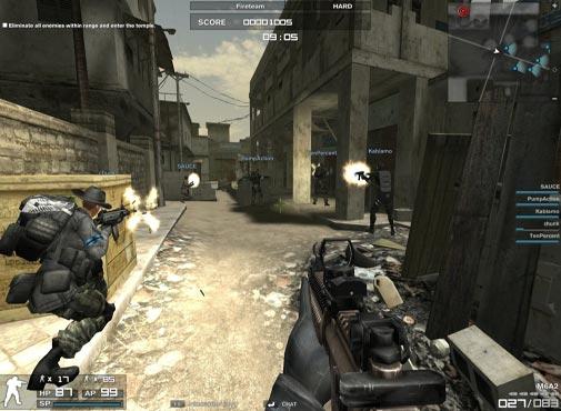تحميل لعبة Combat Arms