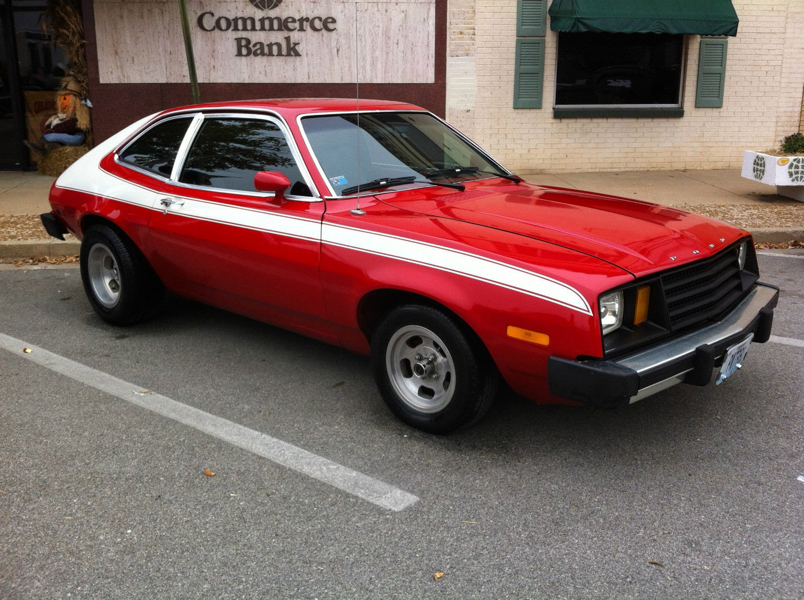 daily turismo 5k thunderpinto 1979 ford pinto 2 3 turbo. Black Bedroom Furniture Sets. Home Design Ideas