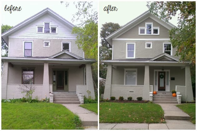 Benjamin Moore Victorian Garden The Body Of House Was Painted At 50 Strength And Top Peak Wood Siding With 100