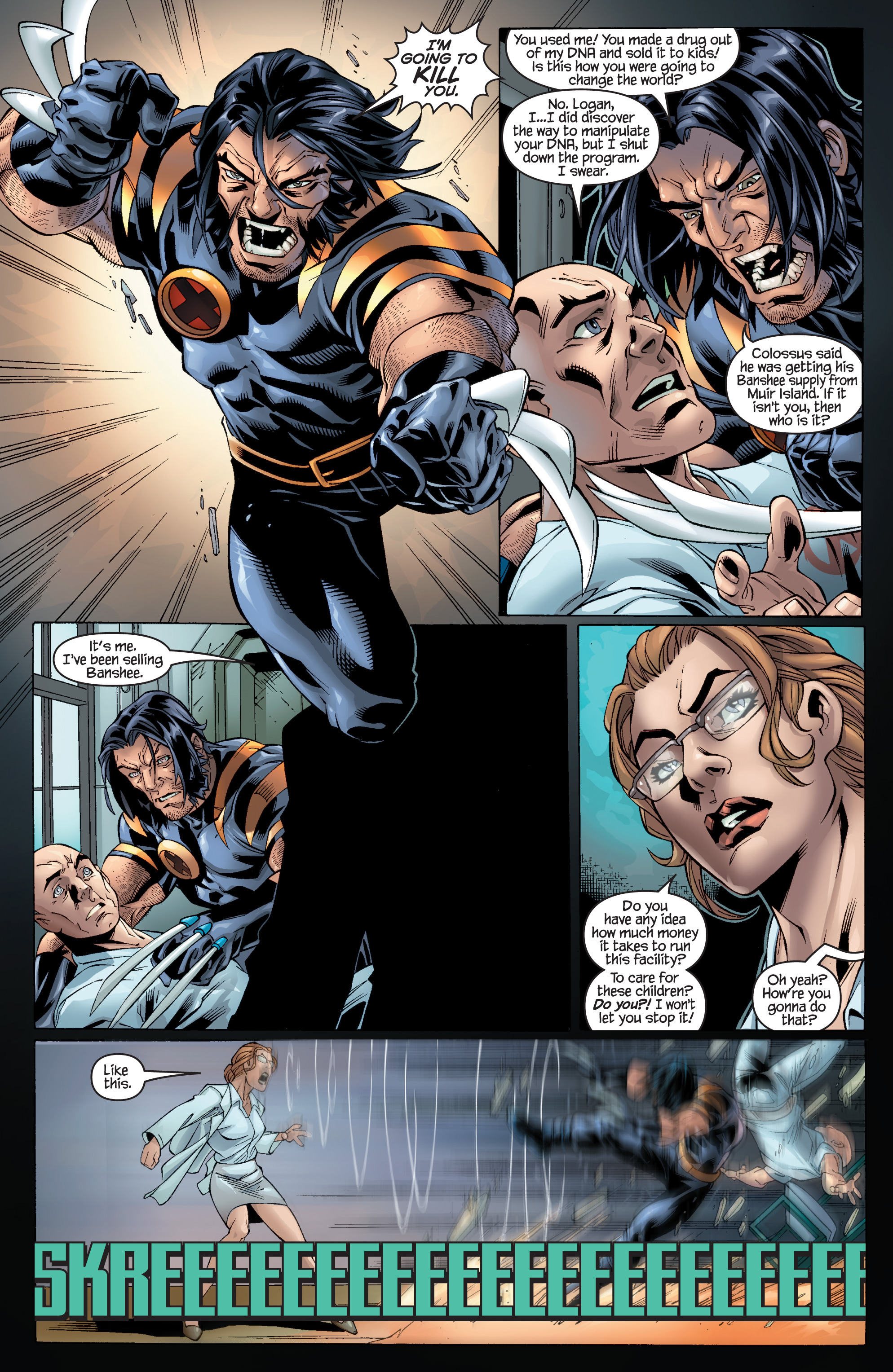 Read online Ultimate X-Men comic -  Issue #97 - 20