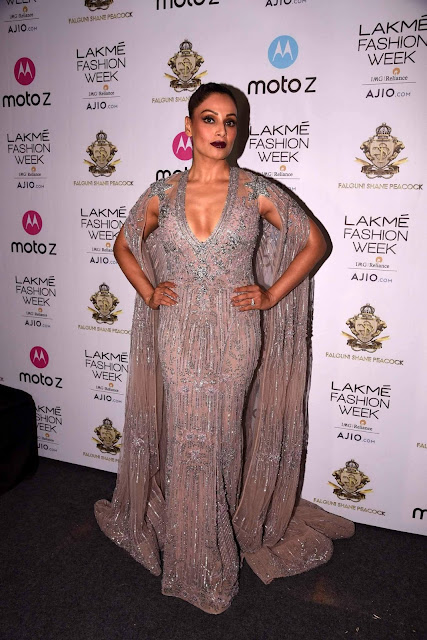 Bollywood Beauties At The Lakme Fashion Week Summer/Resort 2017 - Day 3